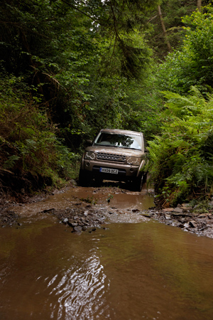 Foto Exteriores-(80) Land Rover Discovery4 Suv Todocamino 2010