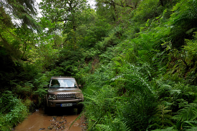 Foto Exteriores-(77) Land Rover Discovery4 Suv Todocamino 2010