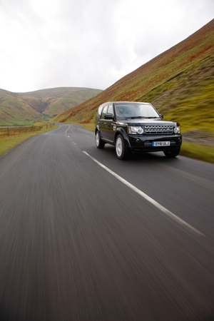 Foto land-rover discovery4 2012