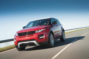 Range Rover Evoque, prueba off-road