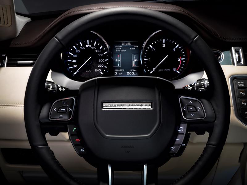 Foto Detalles Land Rover Evoque Suv Todocamino 2011
