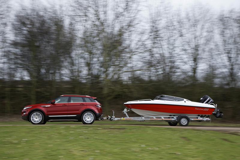 Foto Exteriores Land Rover Evoque Suv Todocamino 2011