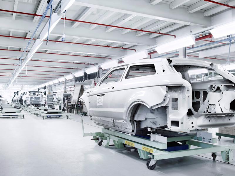 Foto Tecnicas Land Rover Evoque Suv Todocamino 2011