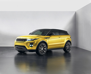 Foto land-rover evoque-sicilian-yellow 2013