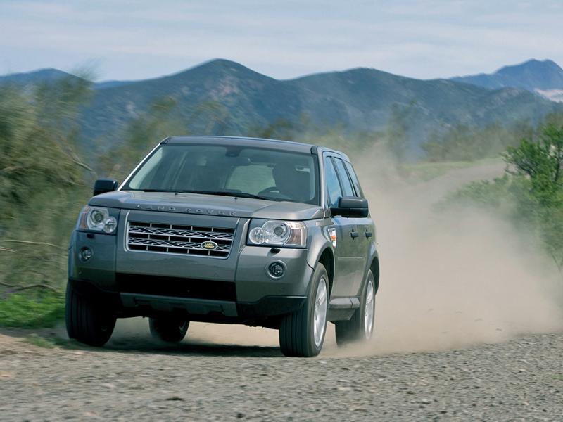 Foto Delantero Land Rover Freelander 2 Suv 2009