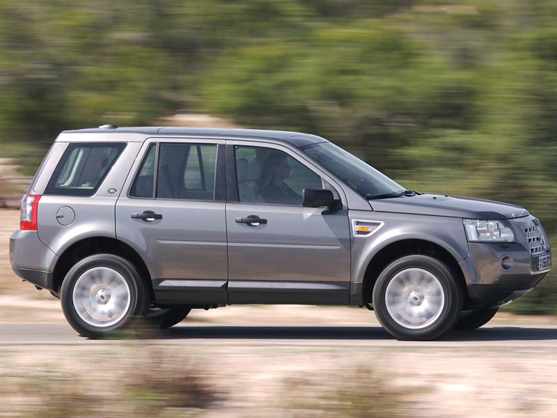 Foto Perfil Land Rover Freelander 2 Suv 2009