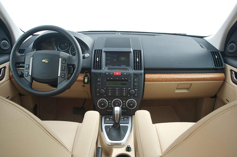 Foto Salpicadero Land Rover Freelander 2 Suv 2009