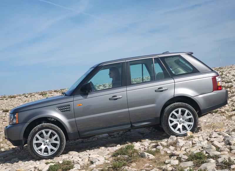 Foto Perfil Land Rover Range R Sport Suv Todocamino 2009