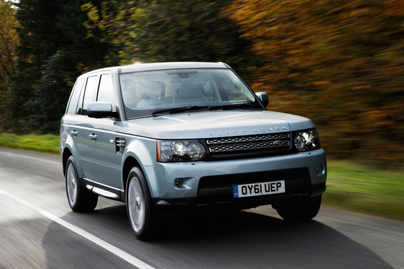 Foto Delantera Land Rover Range-r-sport Suv Todocamino 2012