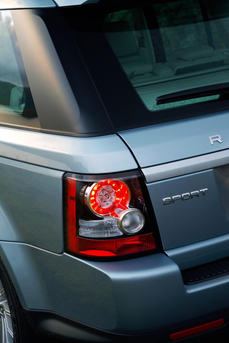 Foto Detalles (1) Land Rover Range-r-sport Suv Todocamino 2012