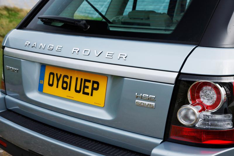 Foto Detalles (12) Land Rover Range-r-sport Suv Todocamino 2012