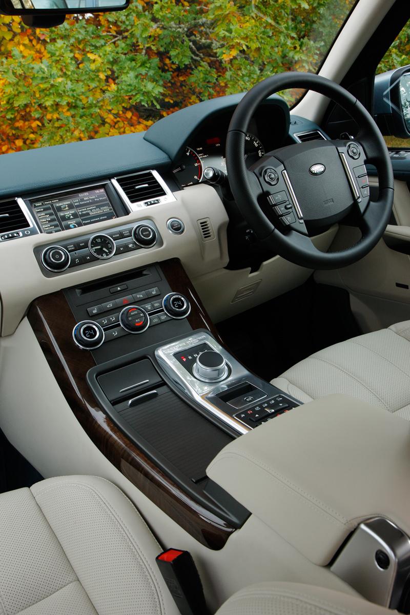 Foto Detalles (18) Land Rover Range-r-sport Suv Todocamino 2012