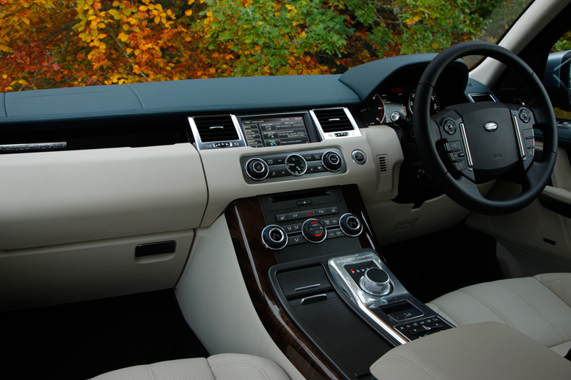 Foto Detalles (19) Land Rover Range-r-sport Suv Todocamino 2012