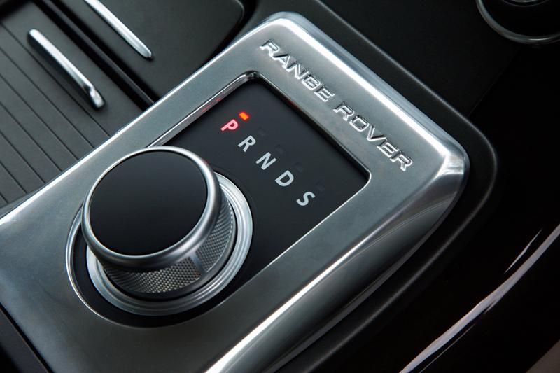 Foto Detalles (22) Land Rover Range-r-sport Suv Todocamino 2012