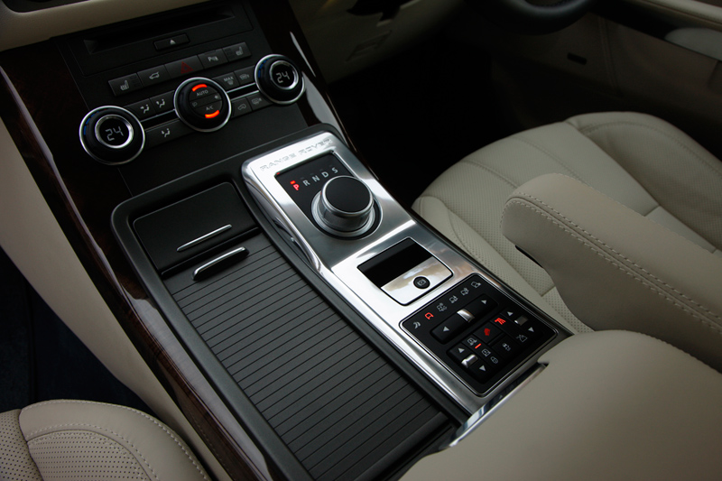Foto Detalles (24) Land Rover Range-r-sport Suv Todocamino 2012