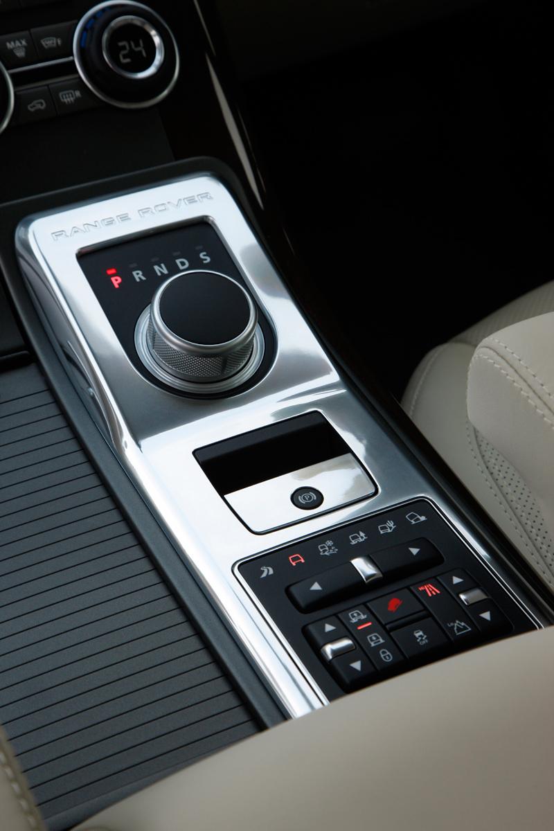 Foto Detalles (26) Land Rover Range-r-sport Suv Todocamino 2012