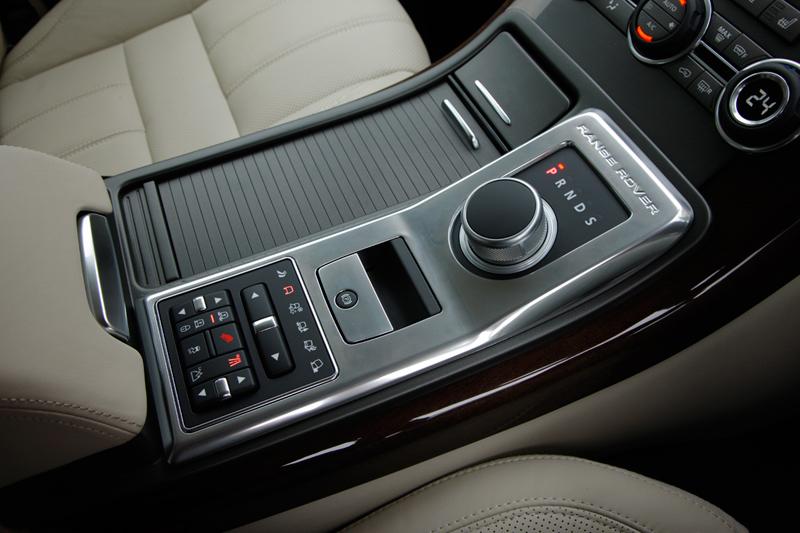 Foto Detalles (30) Land Rover Range-r-sport Suv Todocamino 2012