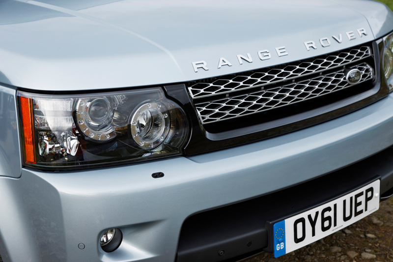 Foto Detalles (7) Land Rover Range-r-sport Suv Todocamino 2012