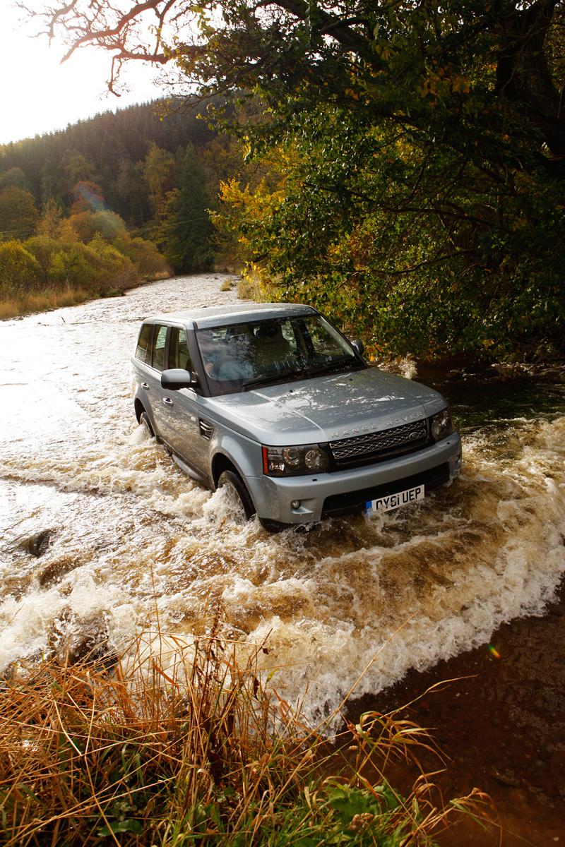 Foto Exteriores (1) Land Rover Range-r-sport Suv Todocamino 2012