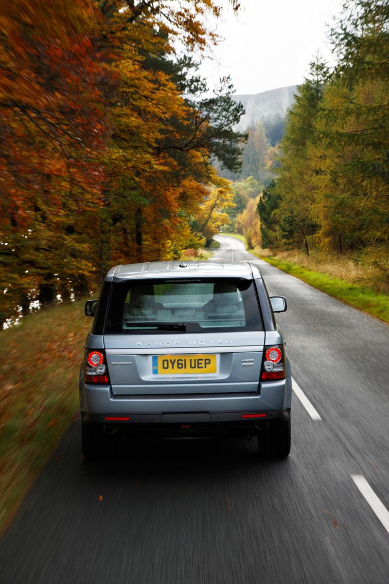 Foto Exteriores (10) Land Rover Range-r-sport Suv Todocamino 2012