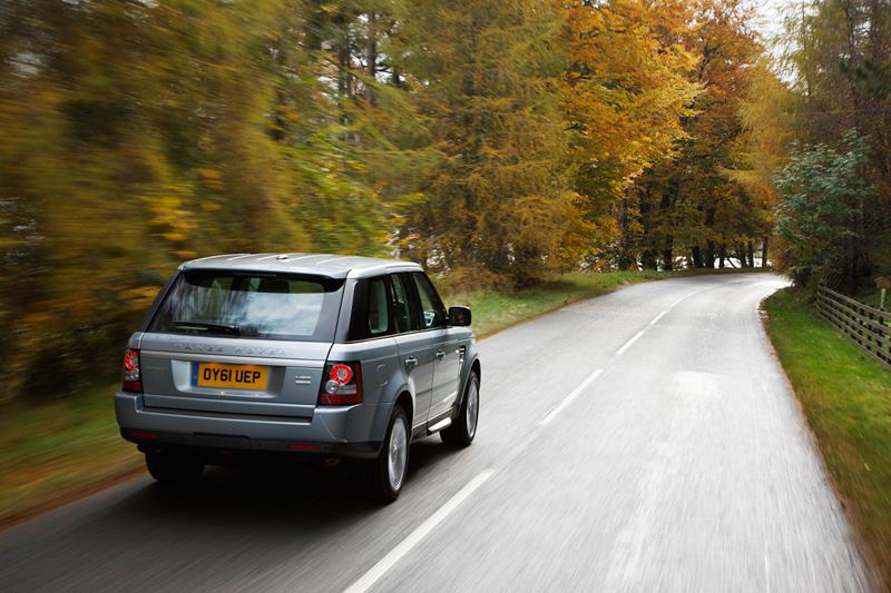Foto Exteriores (11) Land Rover Range-r-sport Suv Todocamino 2012