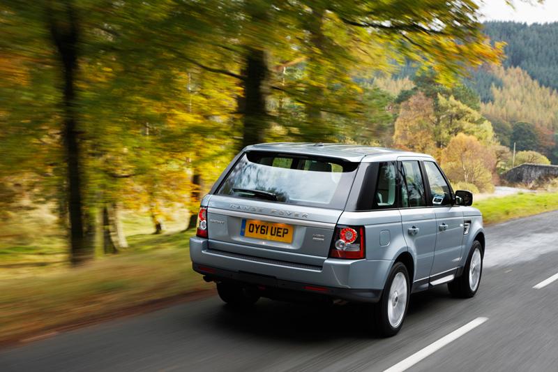 Foto Exteriores (12) Land Rover Range-r-sport Suv Todocamino 2012