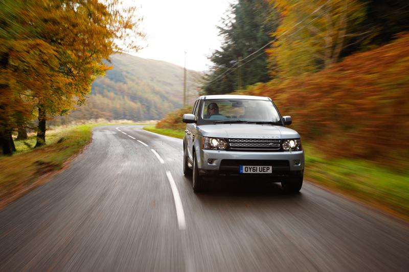 Foto Exteriores (13) Land Rover Range-r-sport Suv Todocamino 2012