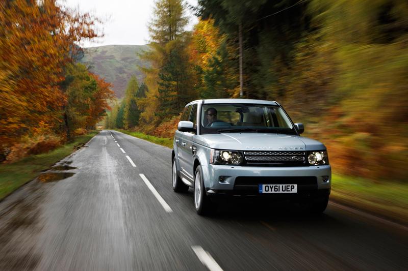 Foto Exteriores (14) Land Rover Range-r-sport Suv Todocamino 2012