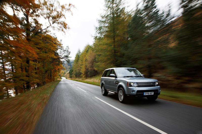 Foto Exteriores (15) Land Rover Range-r-sport Suv Todocamino 2012