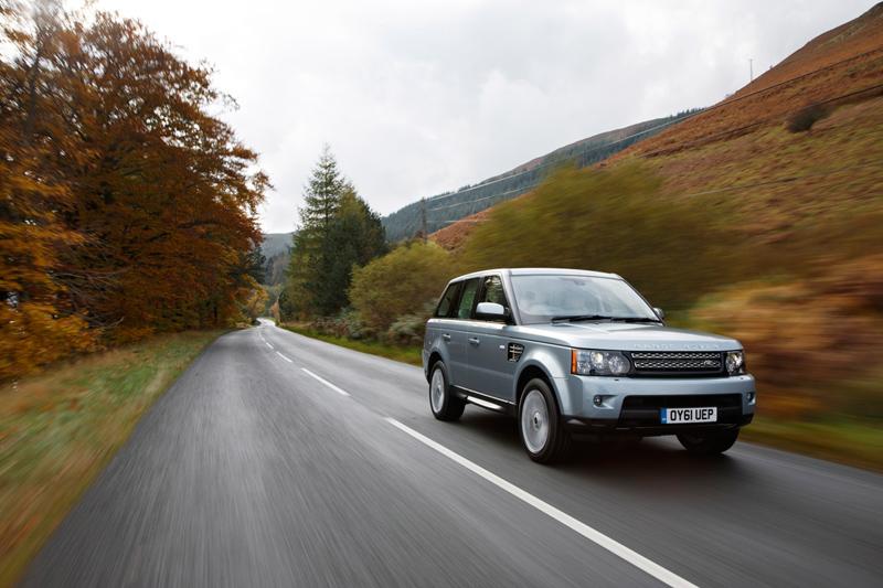 Foto Exteriores (16) Land Rover Range-r-sport Suv Todocamino 2012