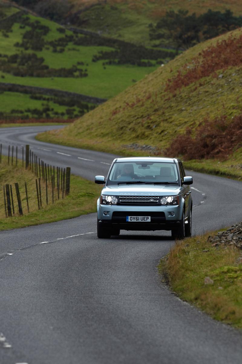 Foto Exteriores (17) Land Rover Range-r-sport Suv Todocamino 2012