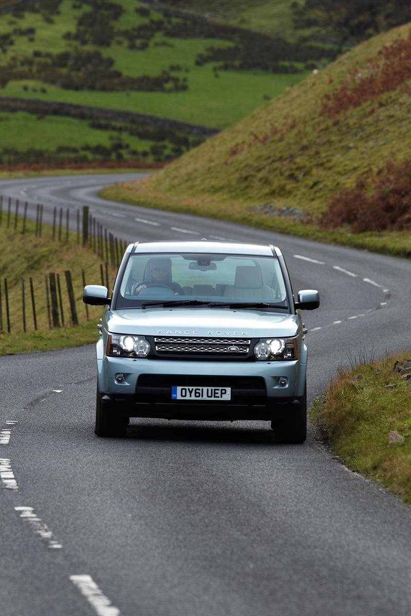 Foto Exteriores (18) Land Rover Range-r-sport Suv Todocamino 2012