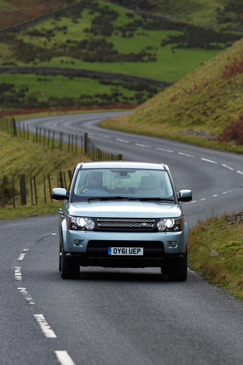 Foto Exteriores (19) Land Rover Range-r-sport Suv Todocamino 2012