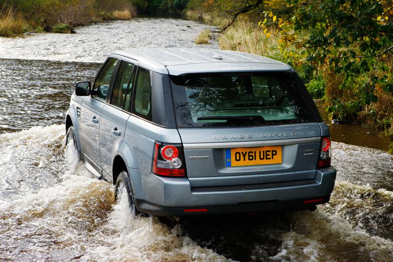Foto Exteriores (2) Land Rover Range-r-sport Suv Todocamino 2012