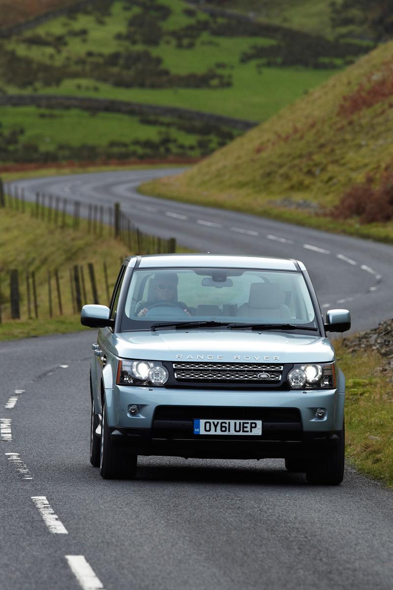 Foto Exteriores (20) Land Rover Range-r-sport Suv Todocamino 2012