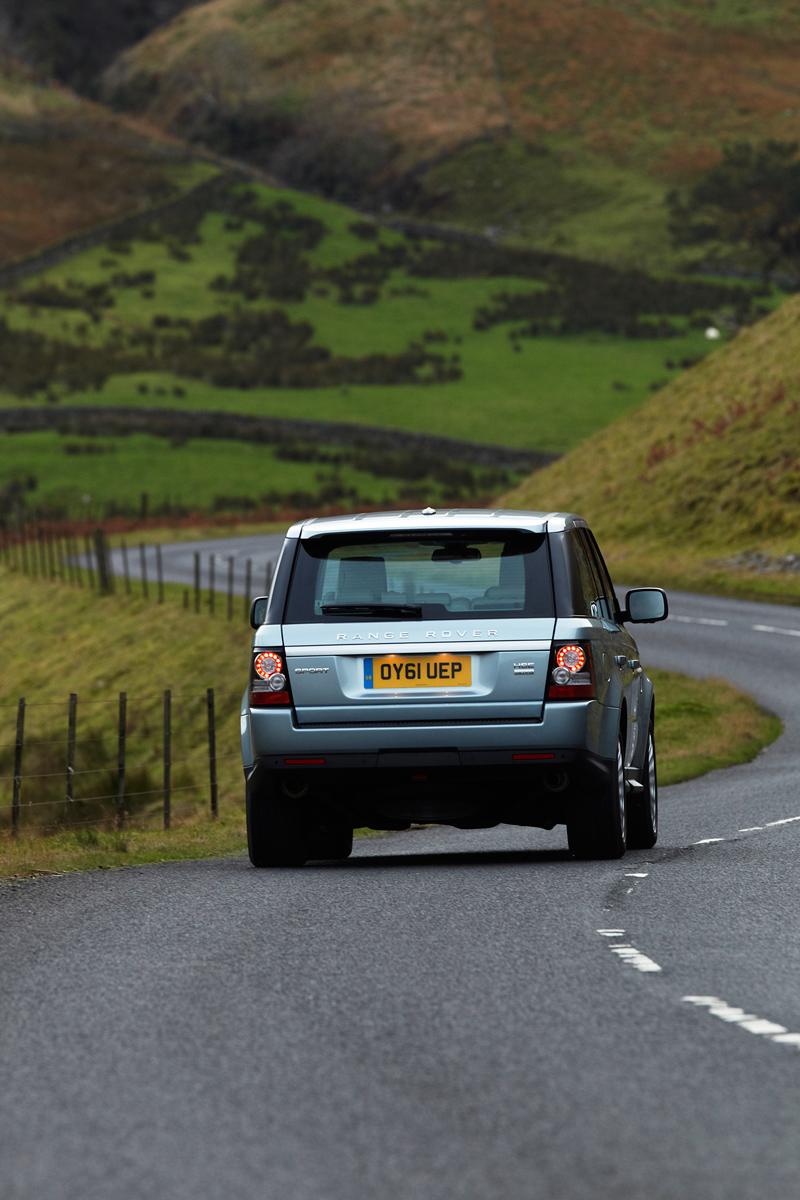 Foto Exteriores (21) Land Rover Range-r-sport Suv Todocamino 2012