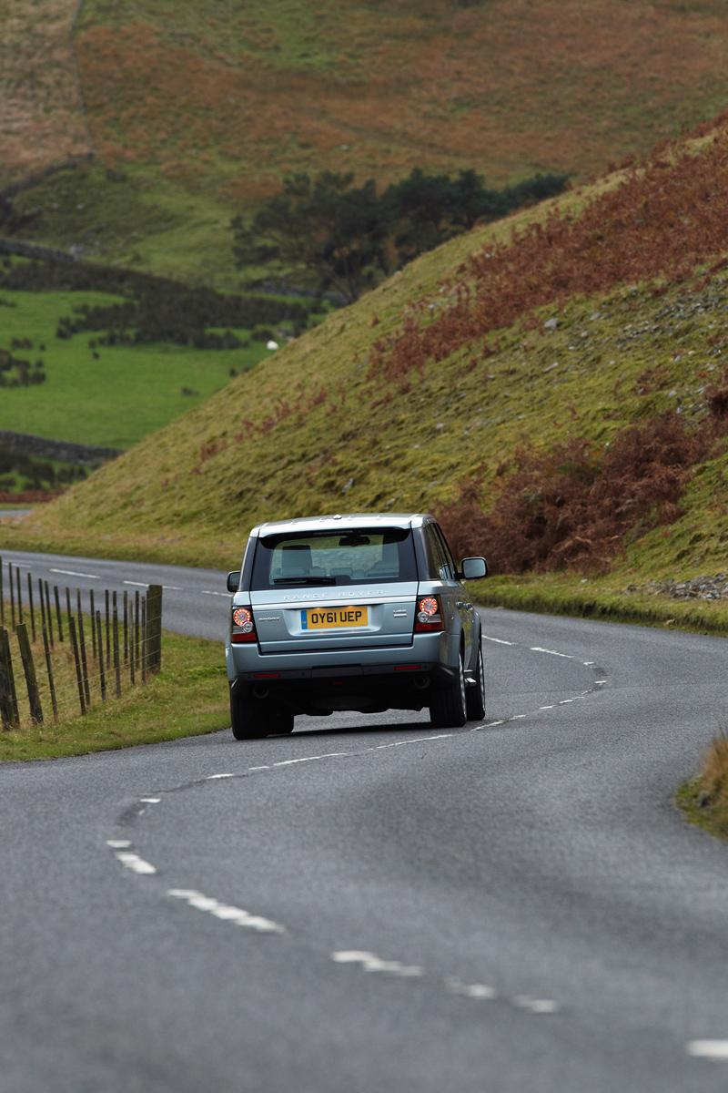Foto Exteriores (22) Land Rover Range-r-sport Suv Todocamino 2012