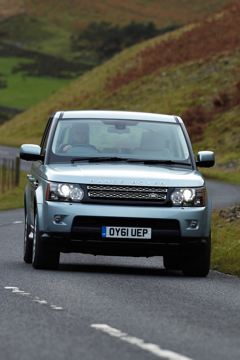 Foto Exteriores (23) Land Rover Range-r-sport Suv Todocamino 2012