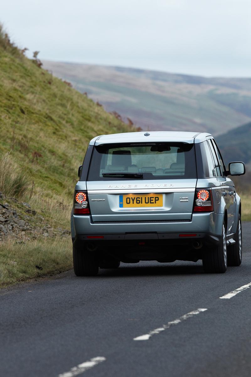 Foto Exteriores (24) Land Rover Range-r-sport Suv Todocamino 2012