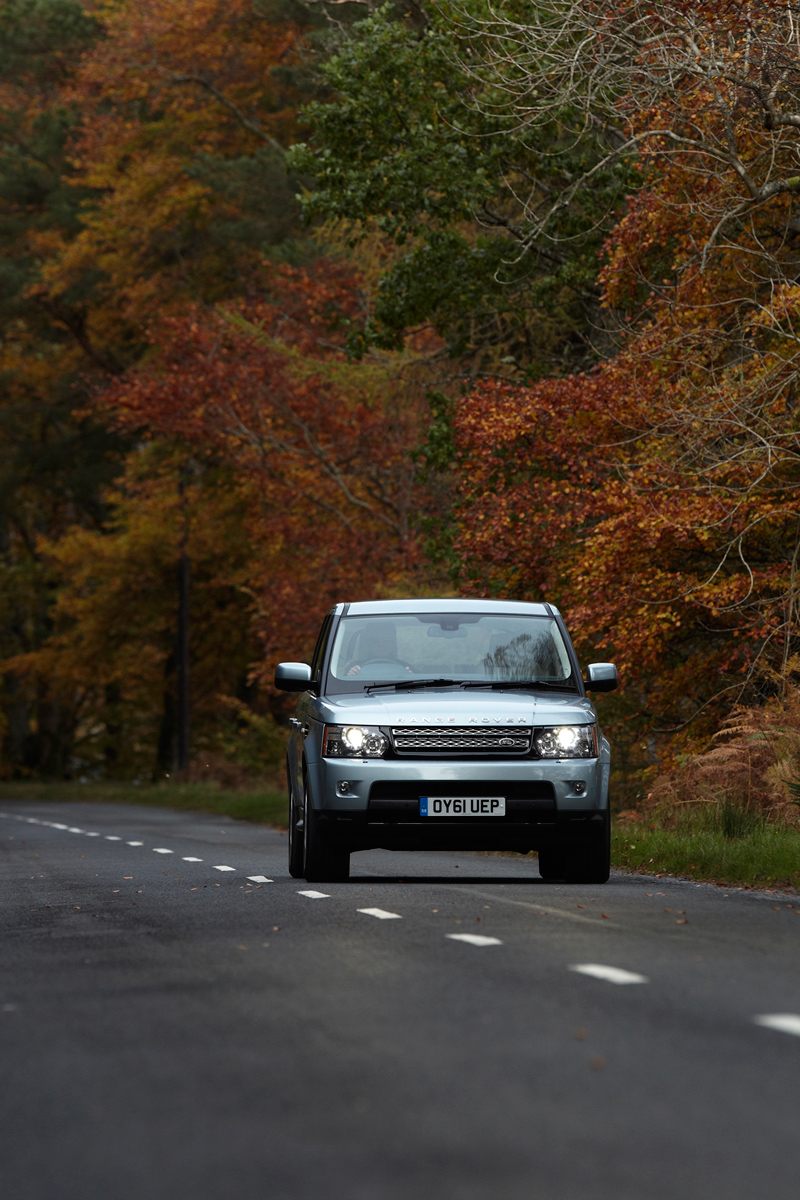 Foto Exteriores (25) Land Rover Range-r-sport Suv Todocamino 2012