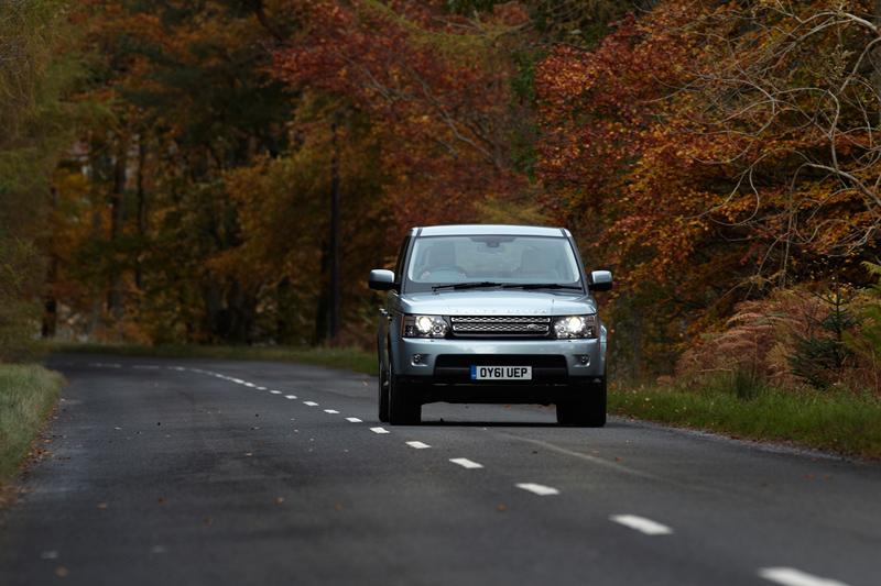 Foto Exteriores (26) Land Rover Range-r-sport Suv Todocamino 2012