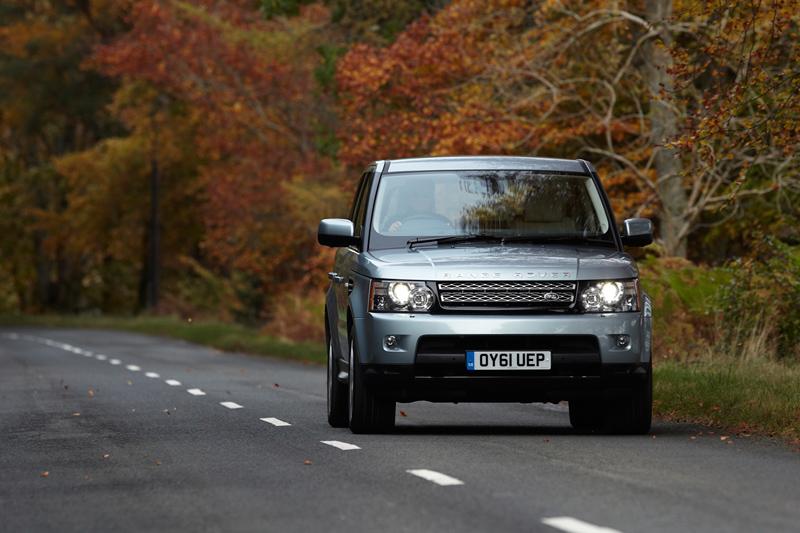 Foto Exteriores (27) Land Rover Range-r-sport Suv Todocamino 2012