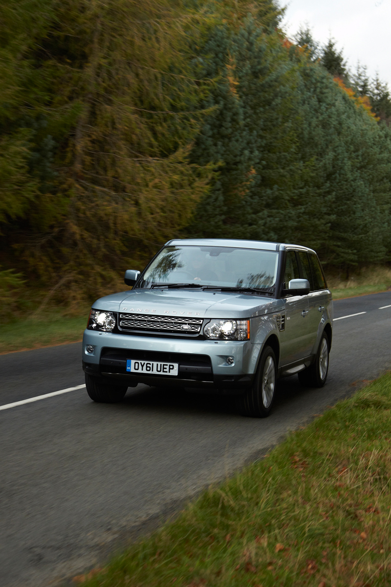 Foto Exteriores (28) Land Rover Range-r-sport Suv Todocamino 2012