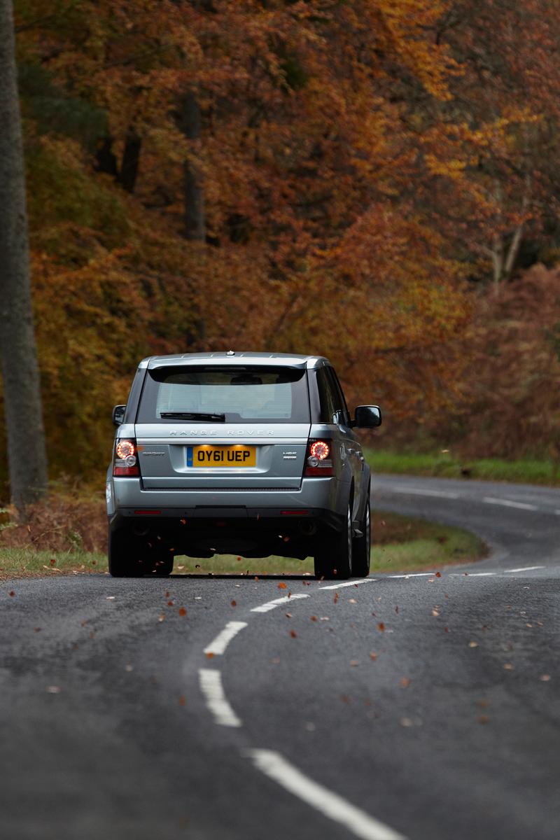 Foto Exteriores (29) Land Rover Range-r-sport Suv Todocamino 2012
