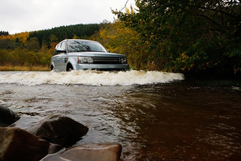 Foto Exteriores (3) Land Rover Range-r-sport Suv Todocamino 2012