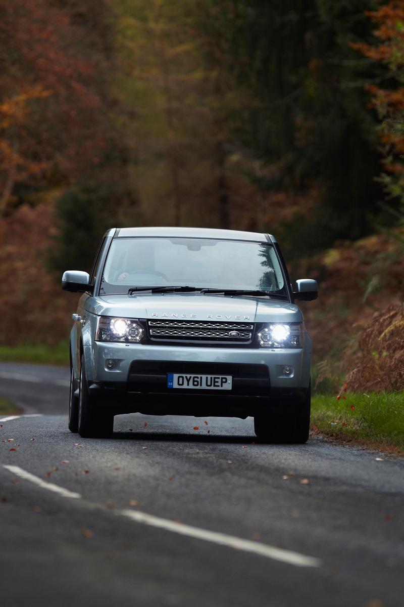 Foto Exteriores (30) Land Rover Range-r-sport Suv Todocamino 2012