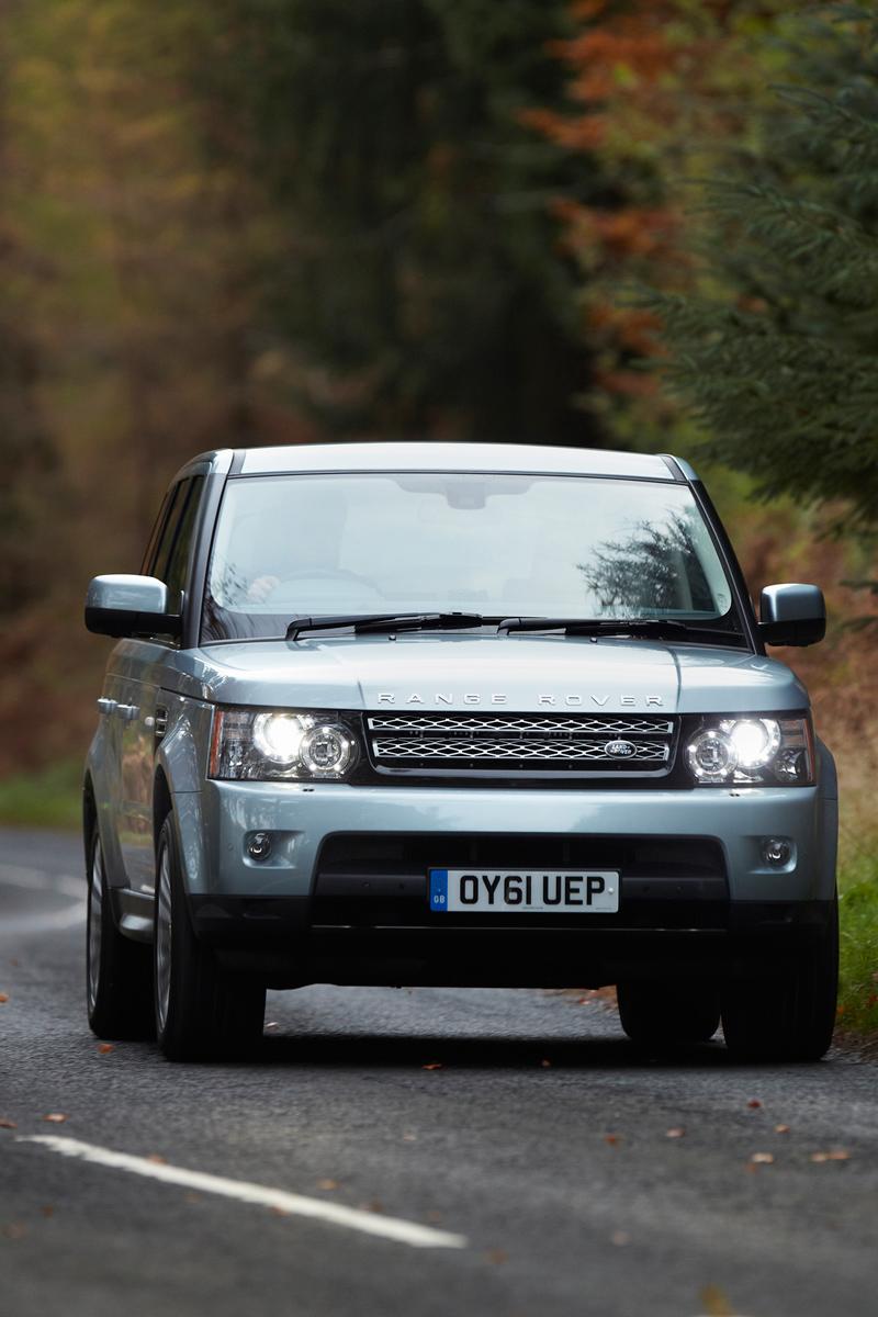 Foto Exteriores (31) Land Rover Range-r-sport Suv Todocamino 2012