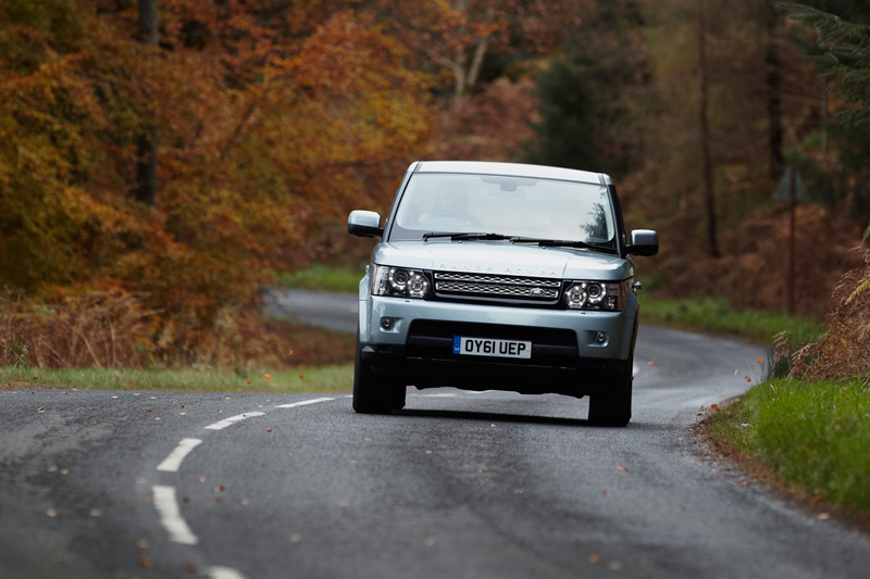 Foto Exteriores (32) Land Rover Range-r-sport Suv Todocamino 2012