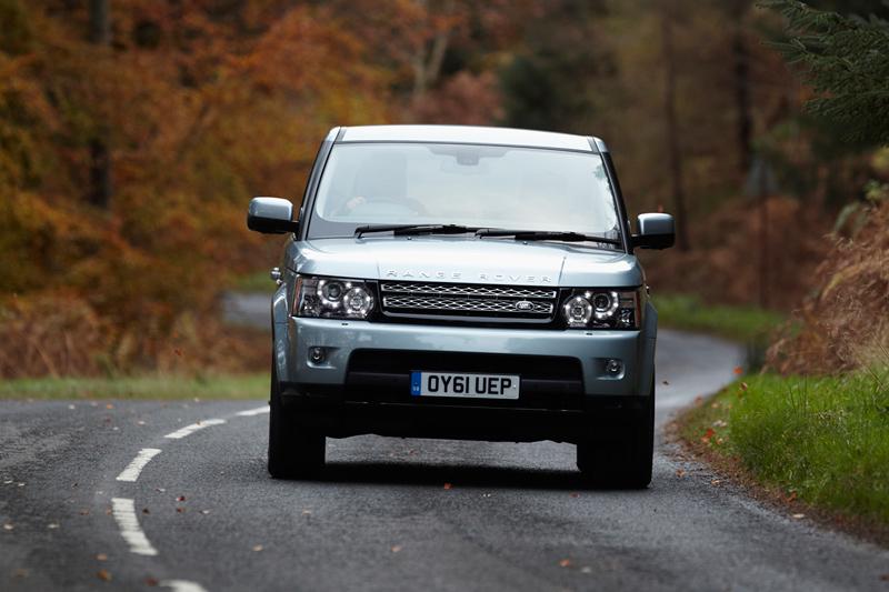 Foto Exteriores (33) Land Rover Range-r-sport Suv Todocamino 2012