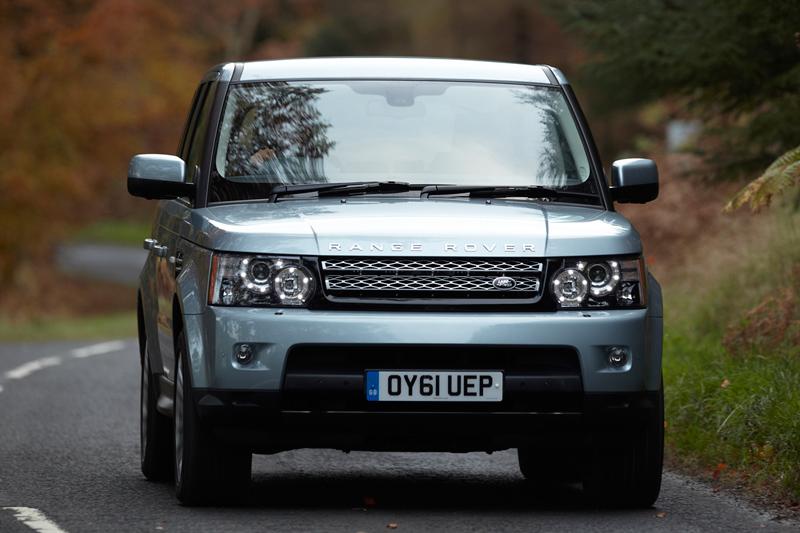 Foto Exteriores (34) Land Rover Range-r-sport Suv Todocamino 2012